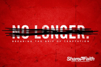 No Longer Slaves Church Motion Graphic
