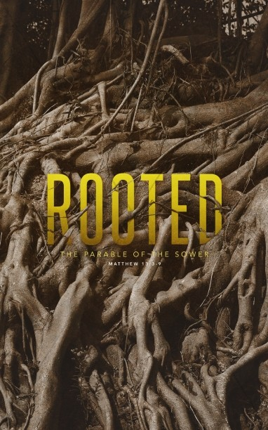 Rooted Parable Of The Sower Church Bulletin Cover
