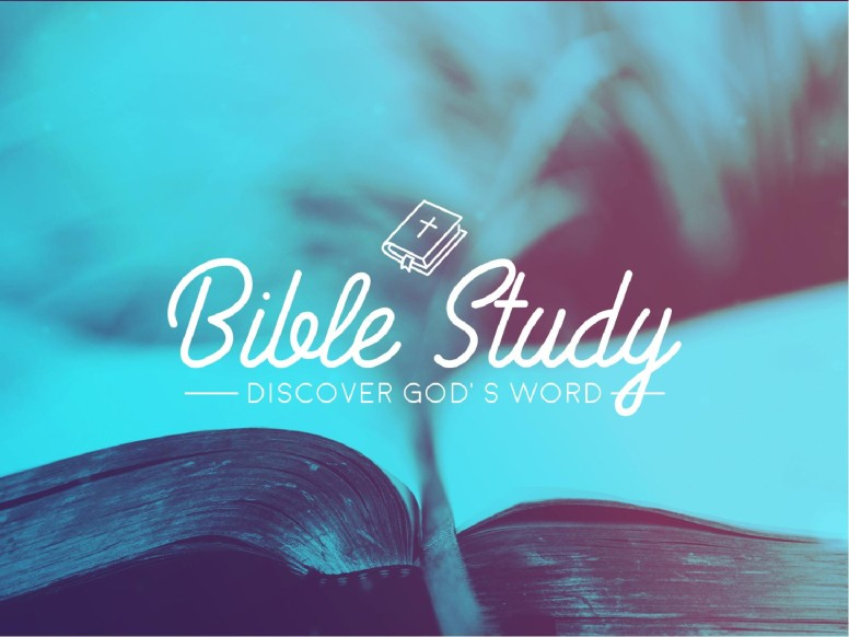 Church Bible Study PowerPoint Template