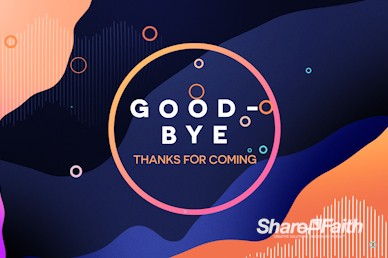 Fall Kick Off Goodbye Motion Graphic