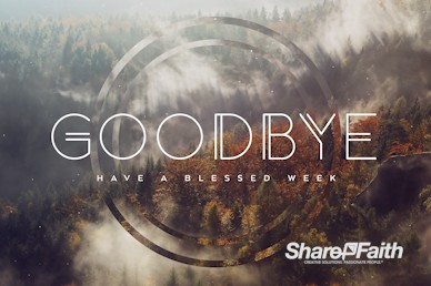 Made to Worship Goodbye Motion Graphic