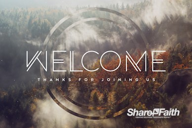Made to Worship Welcome Motion Graphic