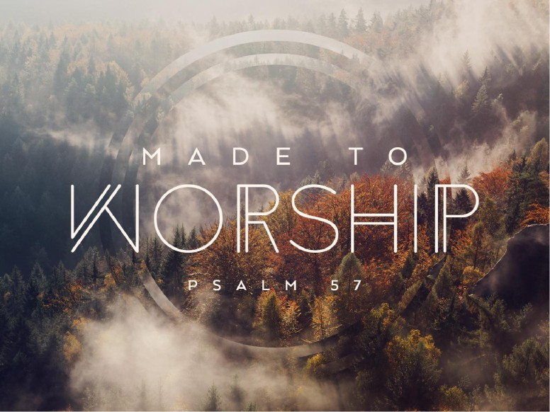 Made to Worship Church PowerPoint