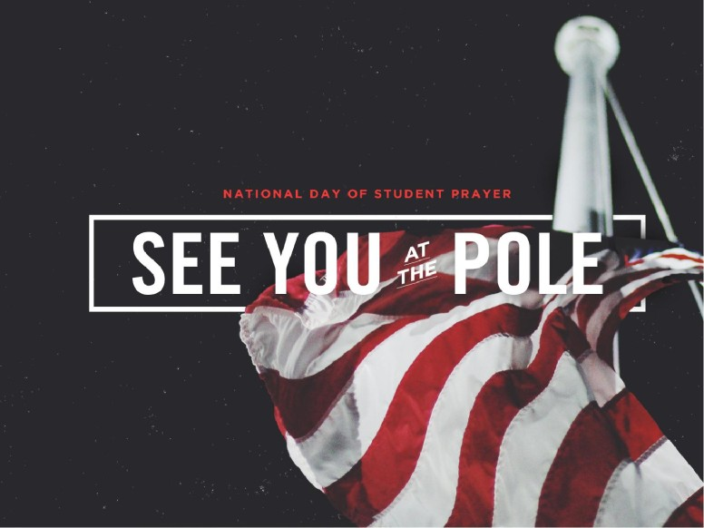 See You At The Pole PowerPoint Template