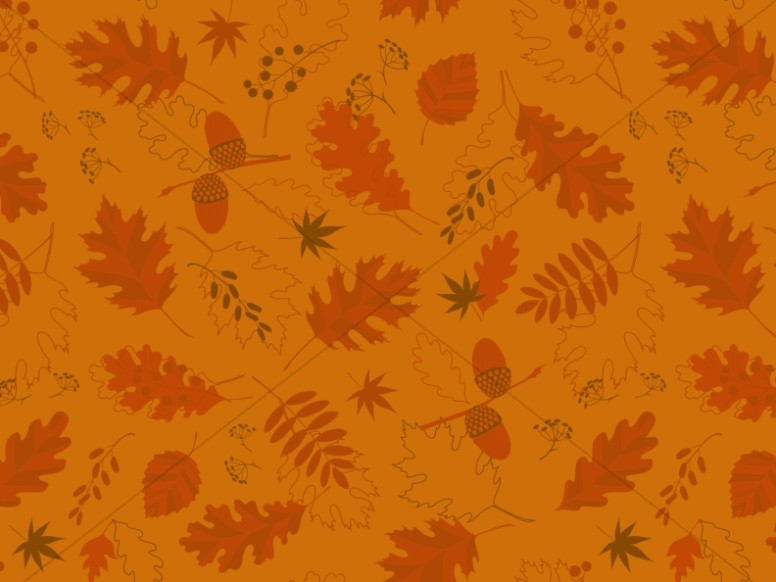 Harvest Party Fall Worship Background