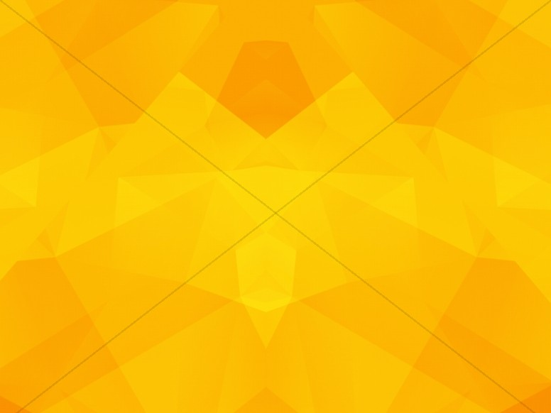 Gold Geometric Worship Background