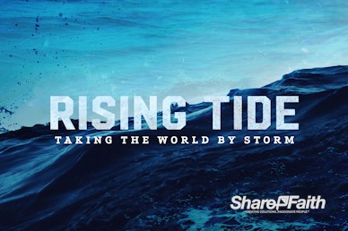 Rising Tide Church Motion Graphic