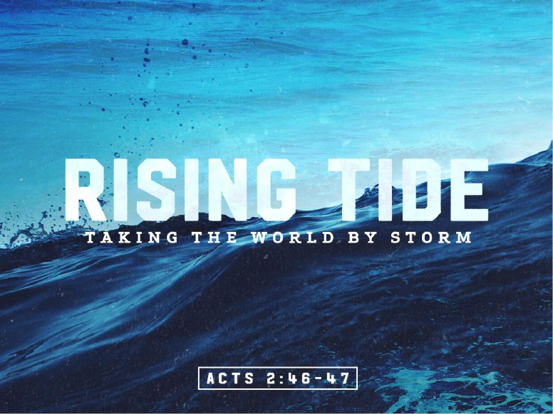 Rising Tide Church PowerPoint