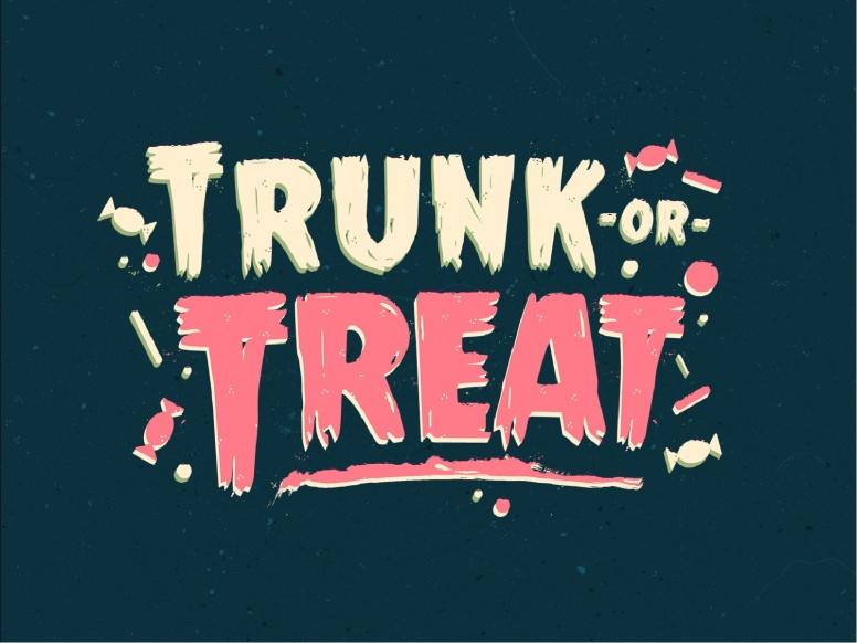 Trunk Or Treat Harvest Festival Church PowerPoint