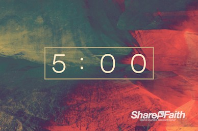 Exodus Church Countdown Timer