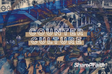 Counter Culture Sermon Motion Graphic