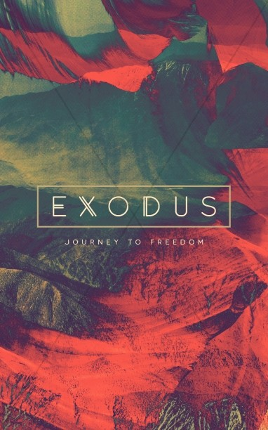 Exodus Church Bulletin Cover