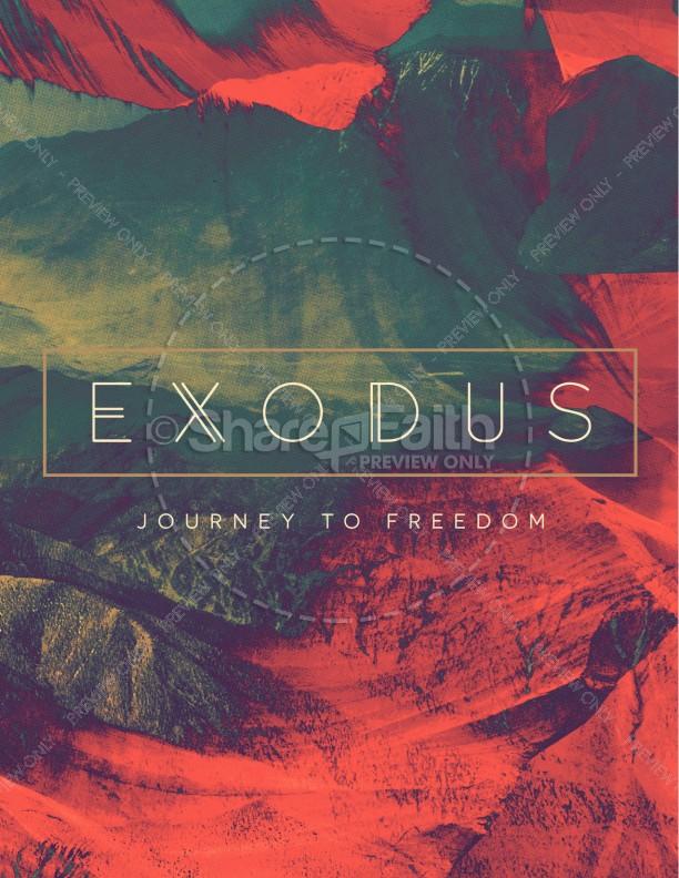Exodus Church Flyer