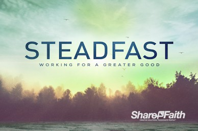 Steadfast Love of the Lord Church Motion Graphic