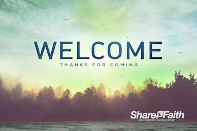 Steadfast Love of the Lord Welcome Motion Graphic