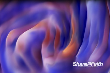 Abstract Paint Warp Worship Motion Background