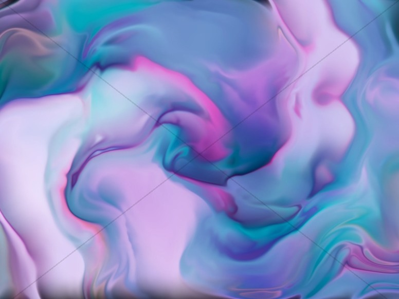 Purple Paint Vortex Abstract Worship Background