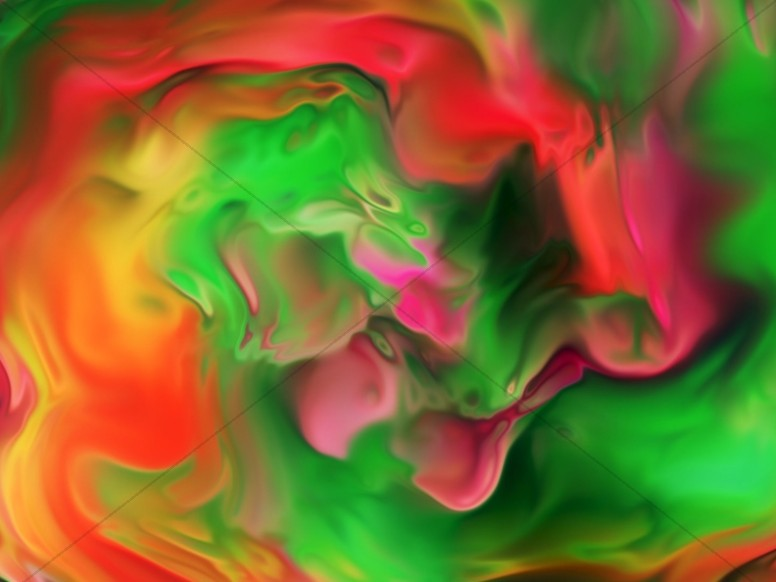 Paint Vortex Abstract Background Image