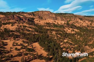 Sand Rock Hills Nature Video Background