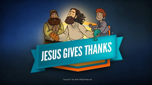 Matthew 11 Jesus Gives Thanks Bible Video for Kids