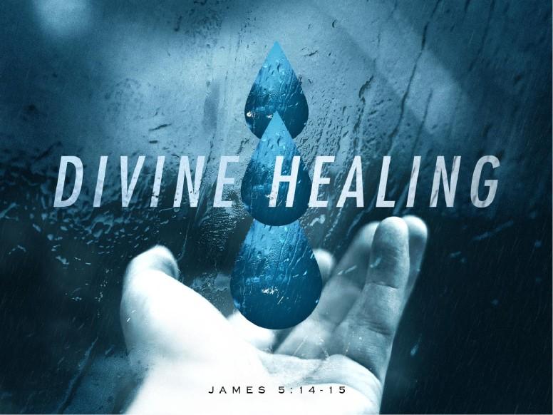 Divine Healing Sermon PowerPoint