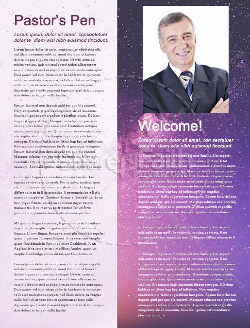 Wise Men Still Seek Him Christmas Newsletter | page 3
