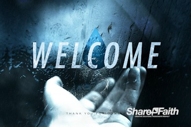 Divine Healing Welcome Motion Graphic