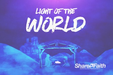 Light Of The World Sermon Video