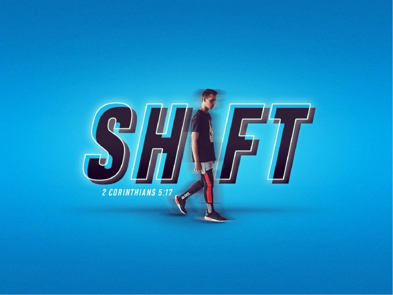 Shift Sermon PowerPoint Template