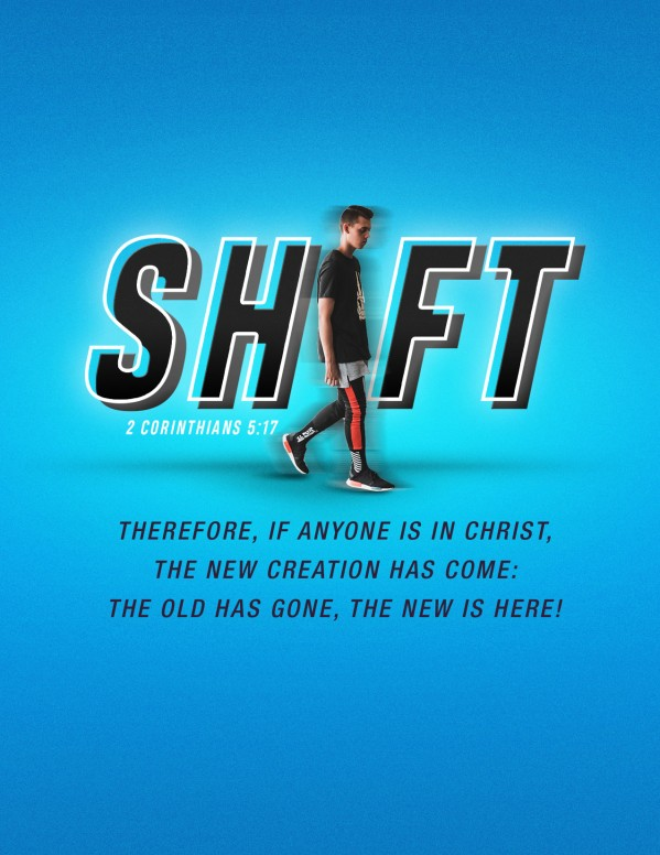 Shift Church Flyer Template