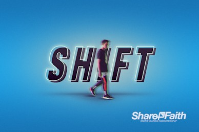 Shift Church Sermon Bumper Video