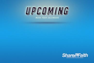 Shift Church Announcements Motion Graphic
