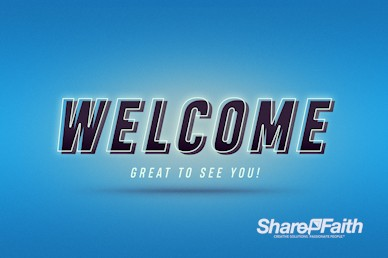 Shift Church Welcome Motion Graphic