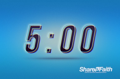 Shift Church Countdown Timer