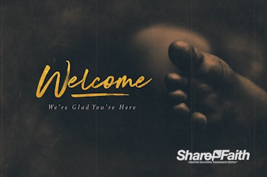 Fearfully & Wonderfully Made Welcome Motion Graphic