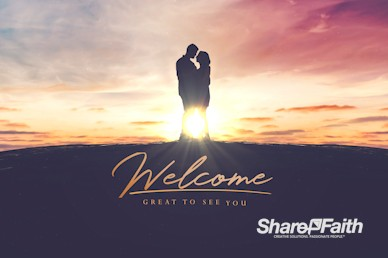 Connected Marriage Retreat Church Welcome Video