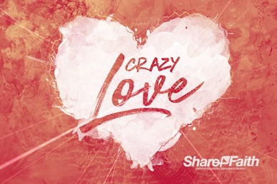 Crazy Love Church Motion Graphic