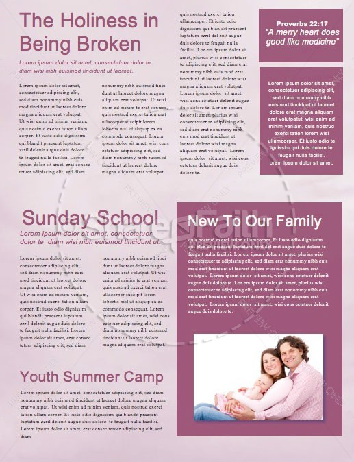 Connected Marriage Retreat Church Newsletter | page 2