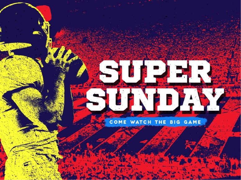 Super Sunday Football Church PowerPoint