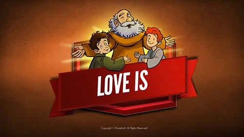 1 Corinthians 13 Love Is Bible Video for Kids