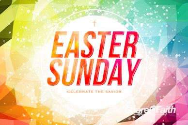 Easter Sunday Service Bumper Video