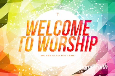 Easter Sunday Service Welcome Video