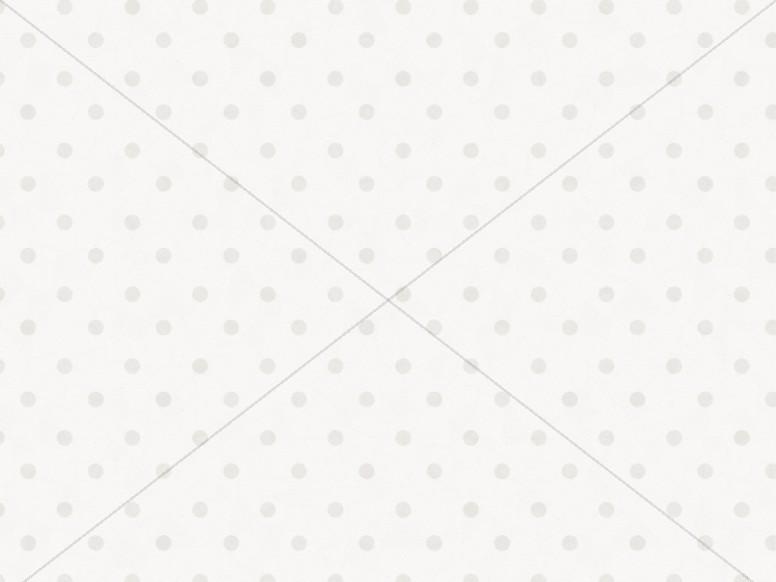 Neutral Polka Dot Worship Background