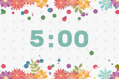 Daylight Saving Time Spring Forward Countdown Video
