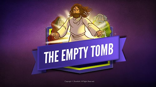 John 20 The Empty Tomb Bible Video for Kids