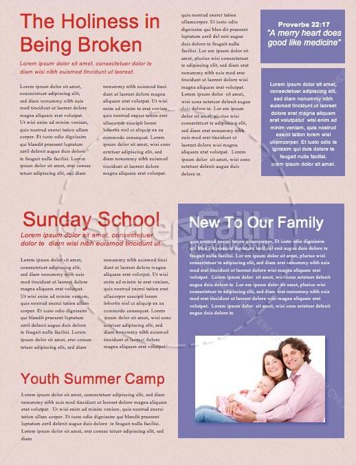 My Redeemer Lives Church Easter Newsletter