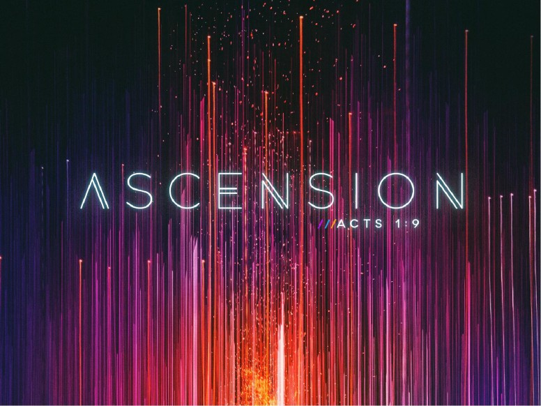 Ascension Day Modern Church PowerPoint