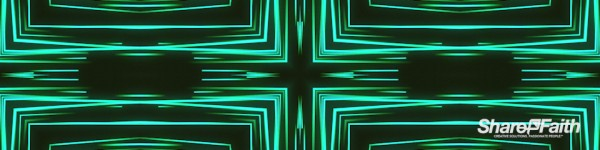 Abstract Lines Triple Wide Pattern Worship Video Background