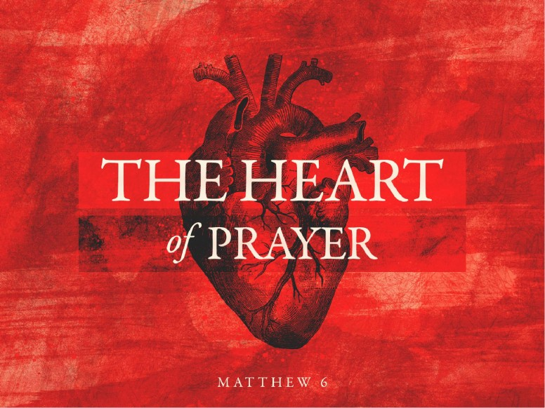 The Heart Of Prayer Sermon PowerPoint