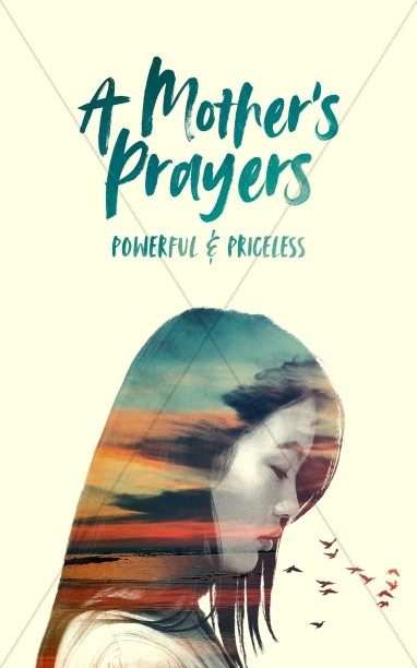 A Mother's Prayers Church Bulletin